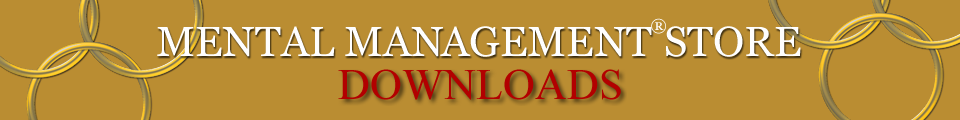 Mental Management Downloads header image